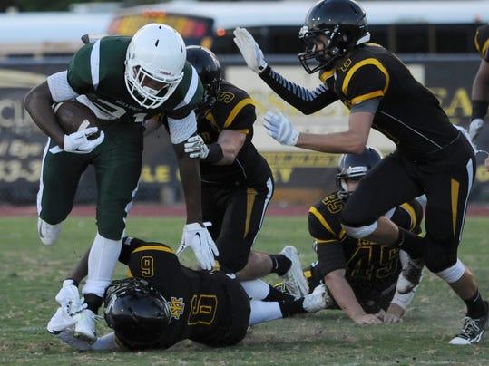 Palm Beach Lakes High School Football Highlights