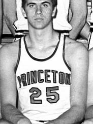 Geoff Petrie at Princeton
