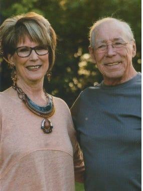 Rick and Carolyn Walters