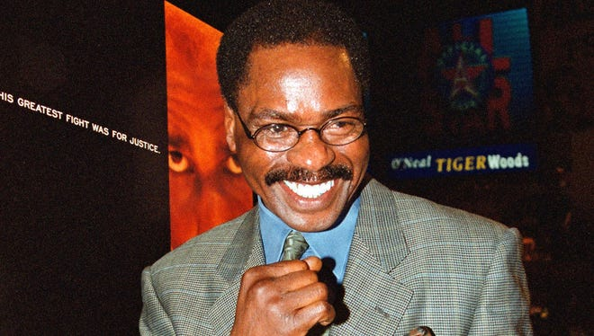 "Boxer Rubin ""Hurricane"" Carter died at 76 after a battle with prostate cancer."