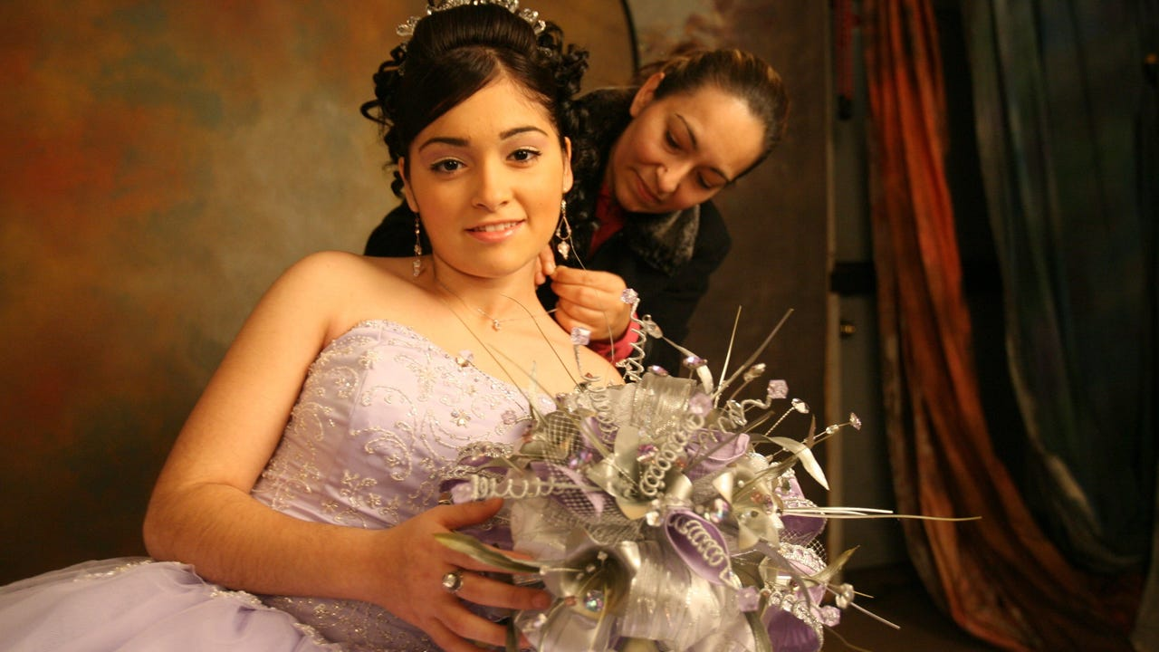 In 2007, Janet Guzman was preparing for her quinceanera. Ten years later, she's preparing for her wedding.