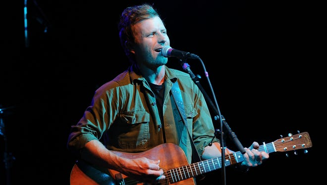 Dierks Bentley performs May 3 in New York City.