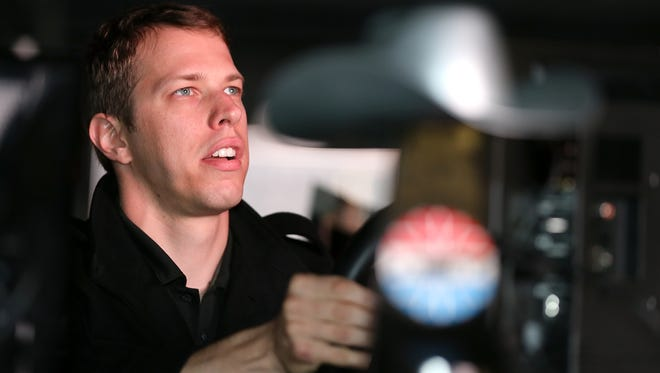 Brad Keselowski shows his love for Detroit a promotional video for Ford Racing.