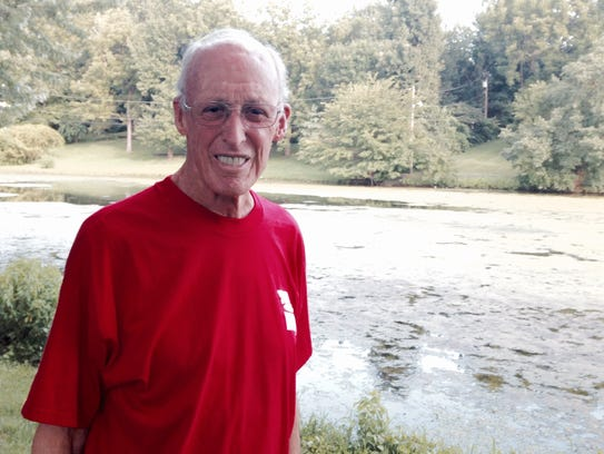 Southern Hills homeowner Bob Smith spent eight years