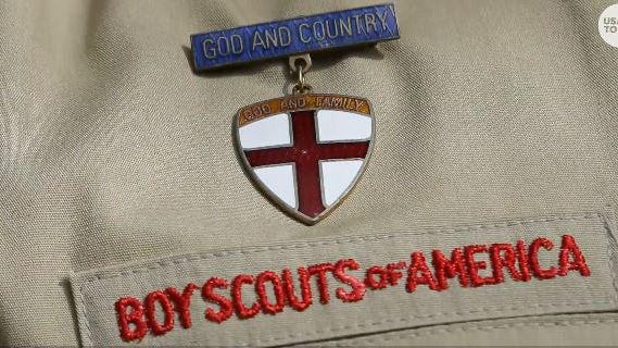 Local advocates for sex abuse victims are spreading the word about the deadline for filing claims against the Boy Scouts of America.