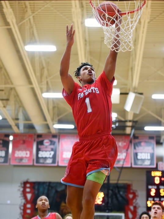 Brandon, Lincoln, basketball