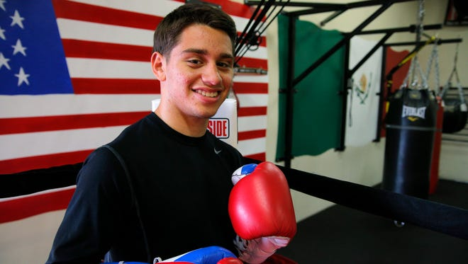 A multiple-time national champion in the Silver and Golden Gloves tournaments, Ruben Villa won the national championship in Colorado Springs and qualified for the Olympic Trials at Pathway to Glory.