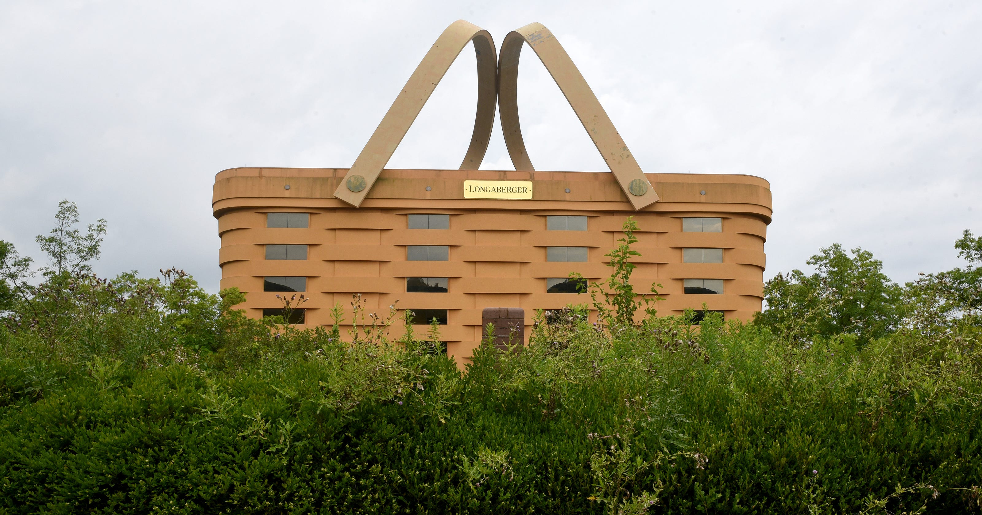 Longaberger basket might sell for 1 65 million to tennessee investor