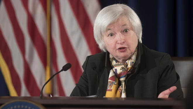 Federal Reserve chair Janet Yellen led a two day meeting of policymakers that ended Wednesday