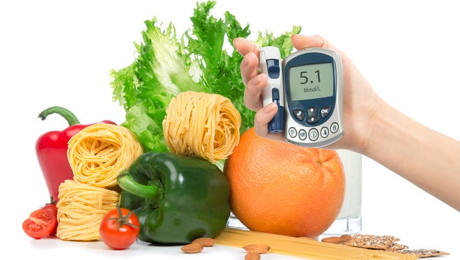 When managing diabetes, it's important to know where the carbohydrates in your diet are coming from.