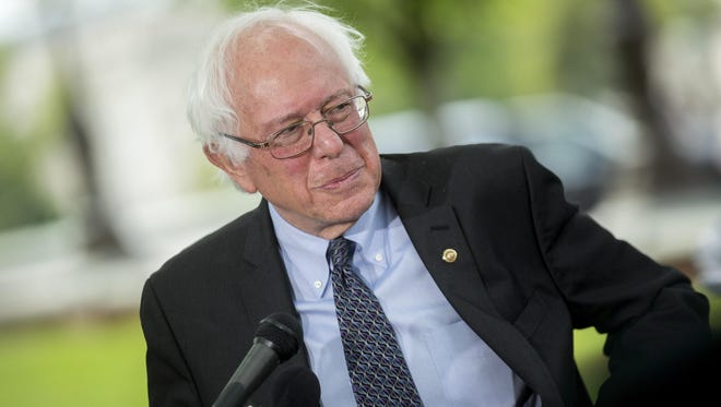 Bernie Sanders is an independent U.S. senator from Vermont and a Democratic presidential candidate.