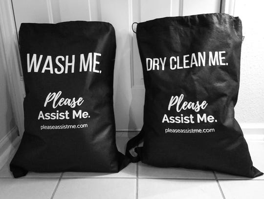 Please Assist Me helps with basic household chores.
