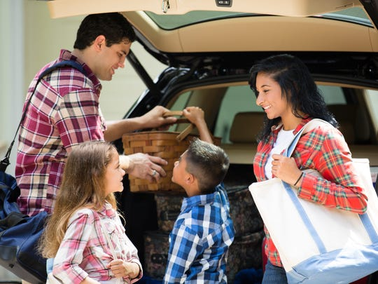 If other members of your family will be driving your vehicle, such as your spouse, it's important to have them test-drive potential SUV options, too.