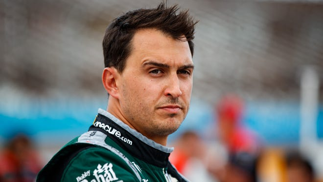 """""""The people who want autonomous vehicles sit in traffic jams. That is not the majority of the USA,"""" driver Graham Rahal said."""