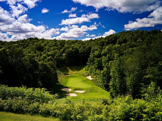 Photos: Top 10 vacation golf courses in Michigan