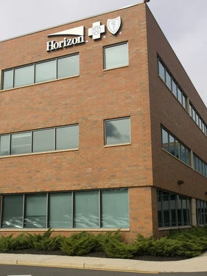 Horizon Blue Cross Blue Shield's Wall offices.