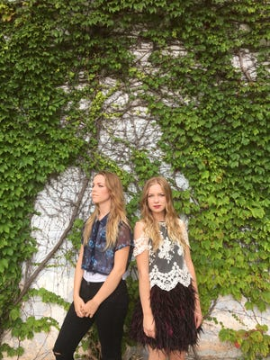 Previously known as Andi and Alex, the  identical twins from Green Bay have a new EP released under a new stage name, Queen Hilma.