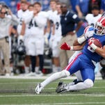 Louisiana Tech rising junior wide receiver Trent Taylor says he's working on becoming more of a leader this spring.