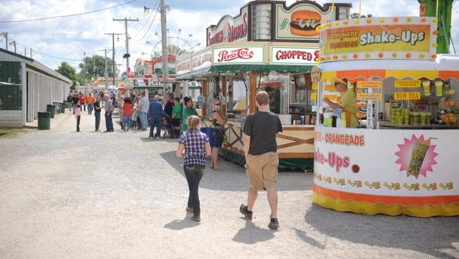 Perry County Fair file photo.