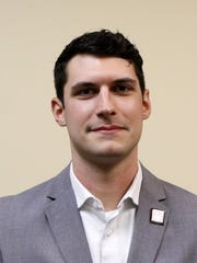 Tyler Hoke is senior manager of marketing and communications