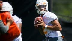 Tennessee Vols quarterbacks Quinten Dormady, Jarrett Guarantano willing if it takes two