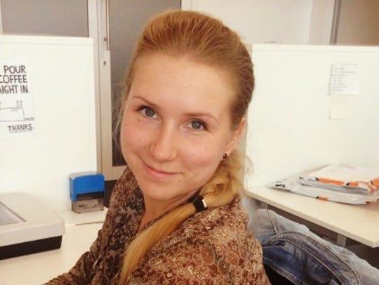 Anna Alekseyevna Repkina