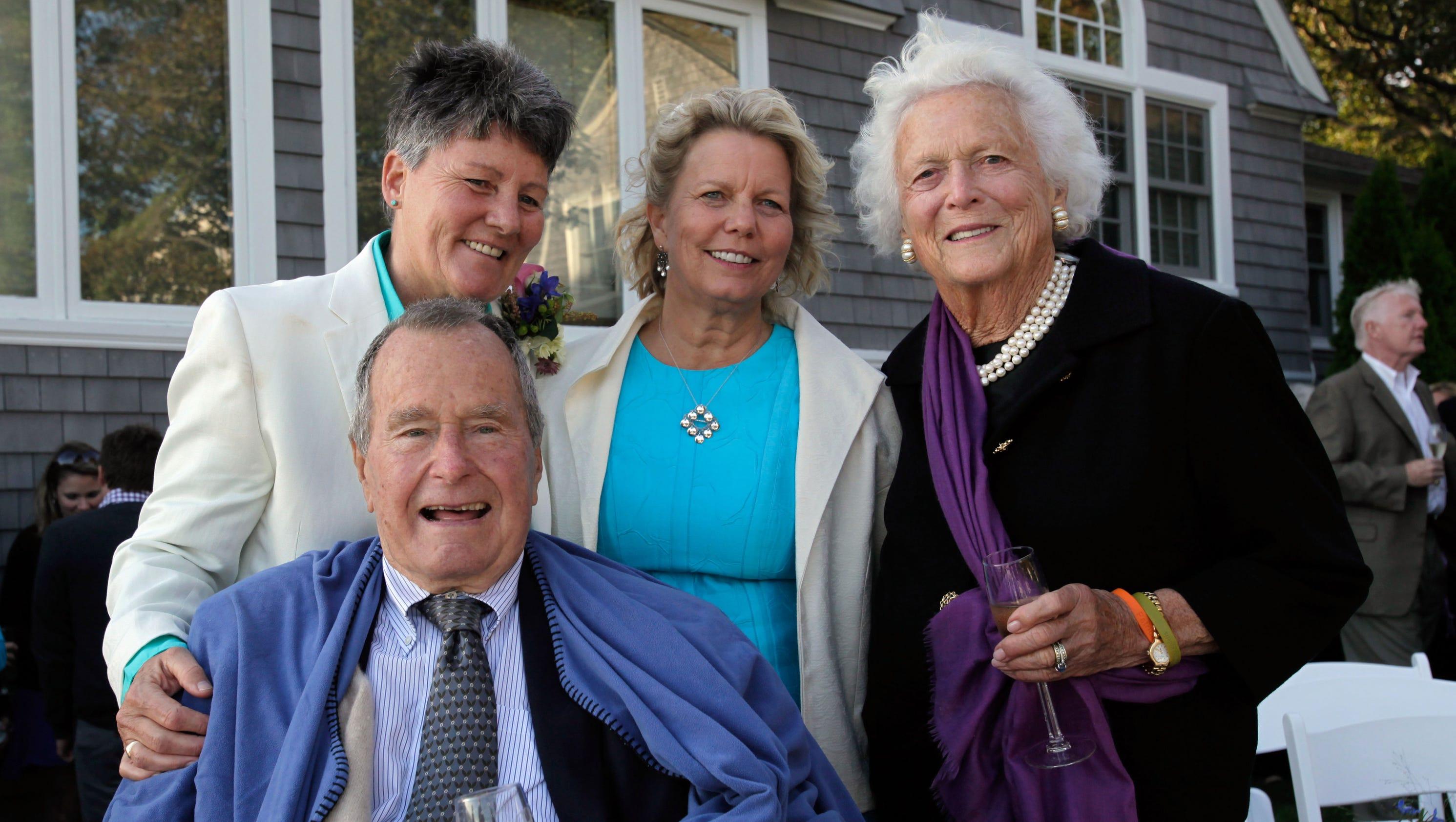 Bush Same Sex Marriage 117