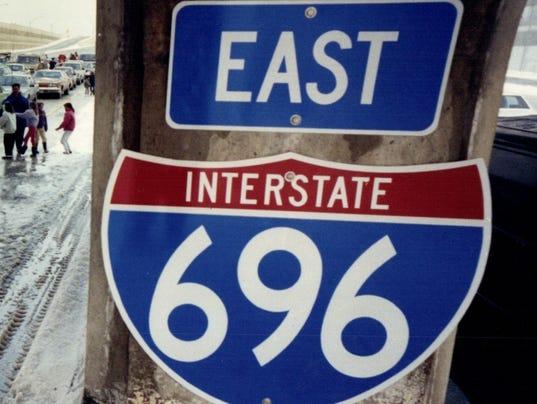 I-696 closures