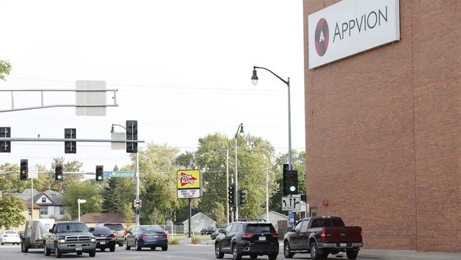 Appvion is headquartered at 825 E. Wisconsin Ave., Appleton.