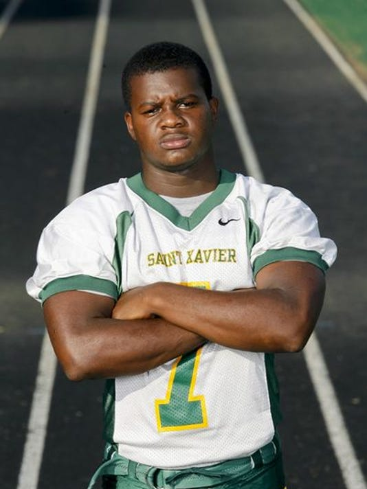 Despite a knee injury, High School Round Table member Deuce Finch ran for 1,397 yards and scored 30 touchdowns this