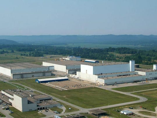The american centrifuge plant in piketon photo file photo
