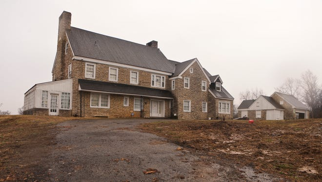 The historic John W. Moore house in Indian Hills is slated for demolition but local preservationists want to save the home.