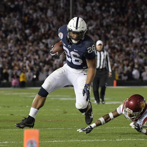 Early look: What to like about No. 8 Penn State in 2017