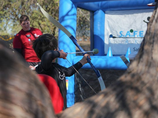 The Gilbert Outdoor Expo takes place Saturday, Feb.
