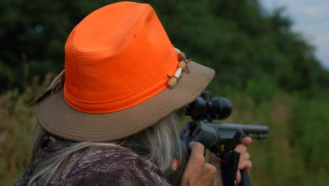 Wearing florescent orange helps cut down on hunting accidents, which are happening much less frequently in Pennsylvania.