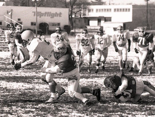 All-Star football teams from York and Lancaster counties