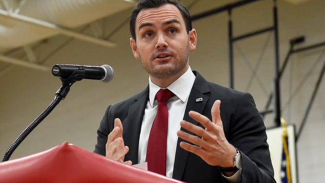 Rep. Mike Gallagher led a group of his Wisconsin colleagues in a letter to House Agriculture Chairman Mike Conaway to make clear their policy priorities in the 2018 Farm Bill.