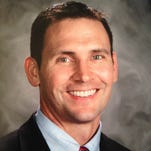 Stephen J. Kenny, principal of Cobbles Elementary School in Penfield as of July 1, 2016.