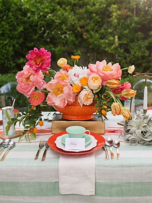 Style Scout: Spring - Al Fresco Dining
