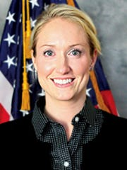 District 3 Commissioner  and chair candidate  Miranda