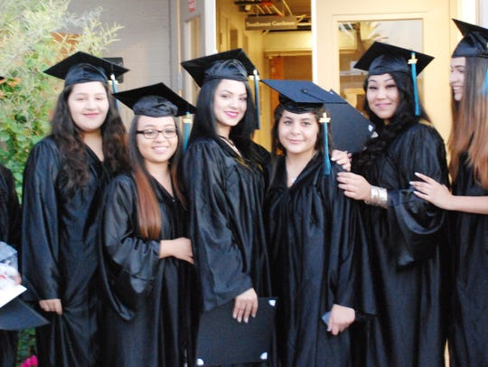 Teens graduate from the Maricopa Center for Adolescent