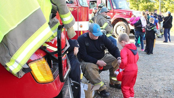 The drive-through trunk-or-treat event Saturday will build upon the Hillsdale Township Fire Department's annual event in a safe manor with protocols in place to best protect against COVID-19.