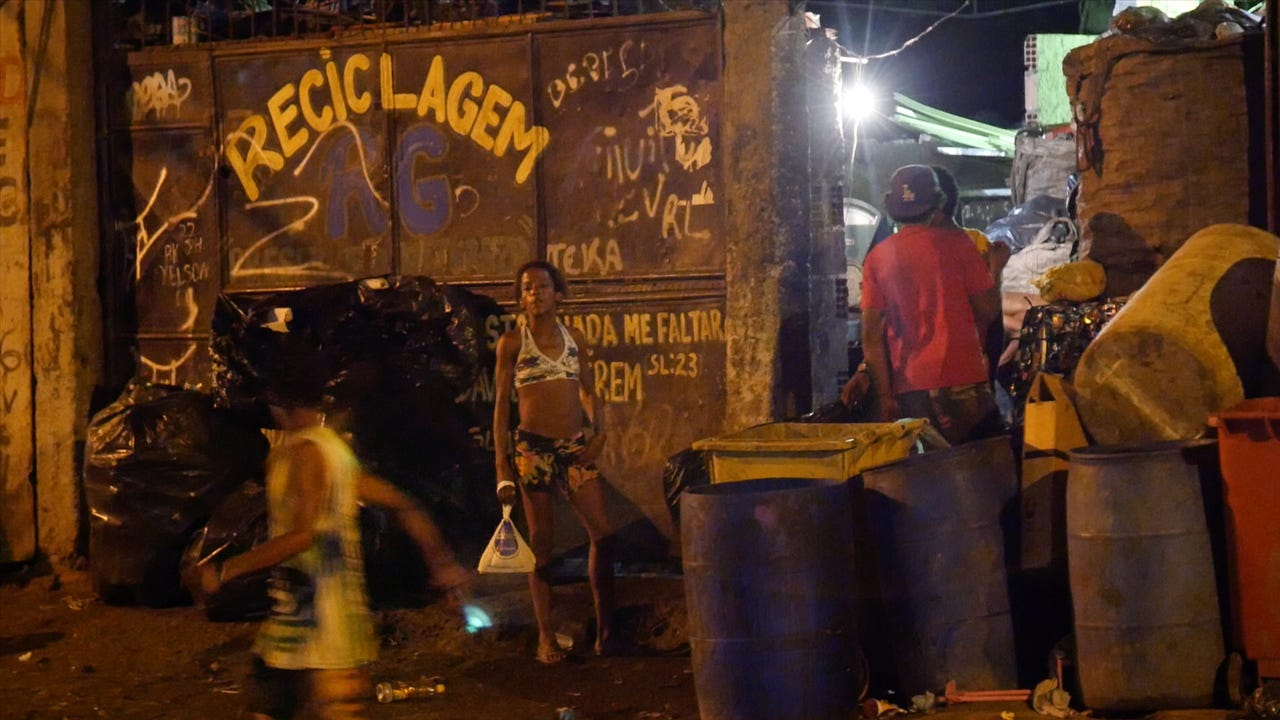 Cracklands: Rio's deadly secret
