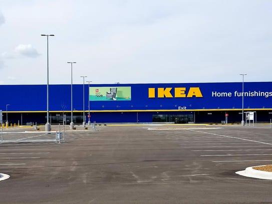Ikea in Oak Creek.