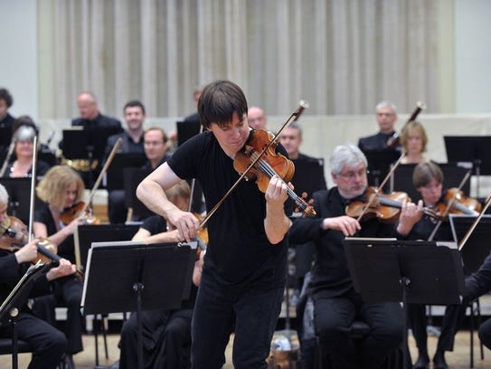 Music Director Joshua Bell and the Academy of St. Martin