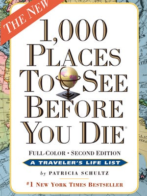 """1,000 Places to See Before You Die."""