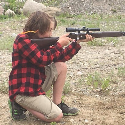 That first firearm given to a young boy or girl with