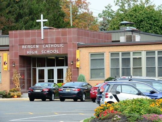 Bergen Catholic High School.