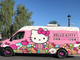 The Hello Kitty Cafe Truck returns to the Valley, this