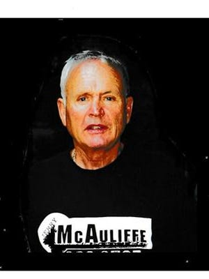 Gerald Joseph McAuliffe, 82
